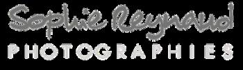 Sophie Reynaud photographe Logo