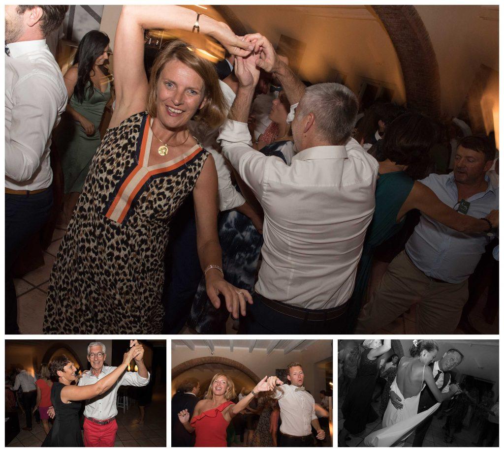 invités qui dansent mariage Lyon