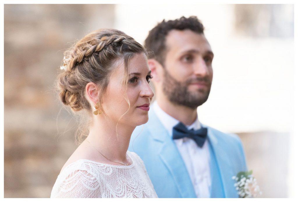 les photos des mariés