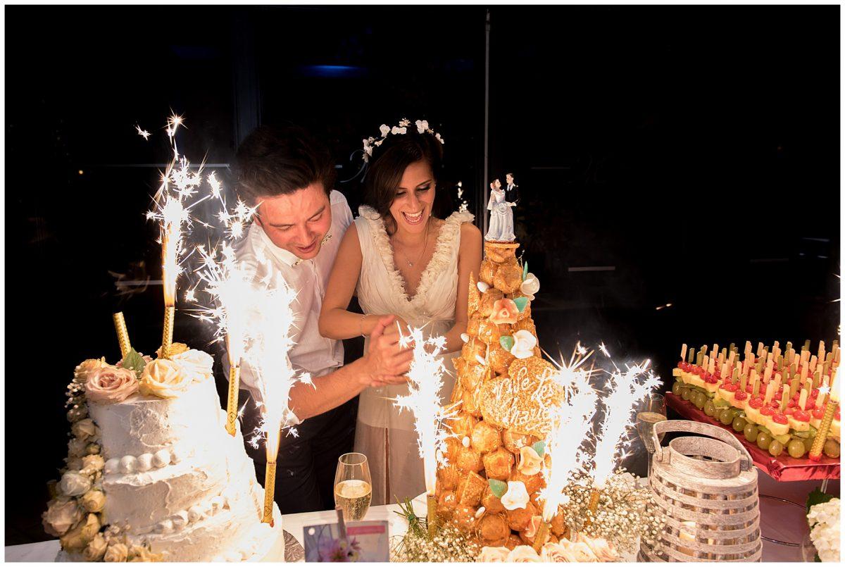 mariage château des Ravatys
