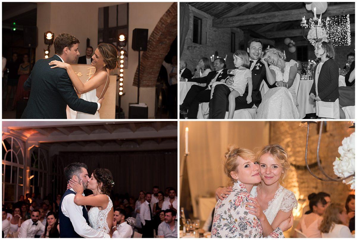 mariage château Saint Trys