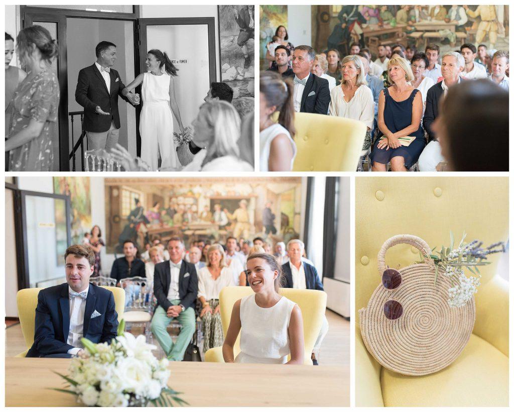 mariage civil Bormes les Mimosas
