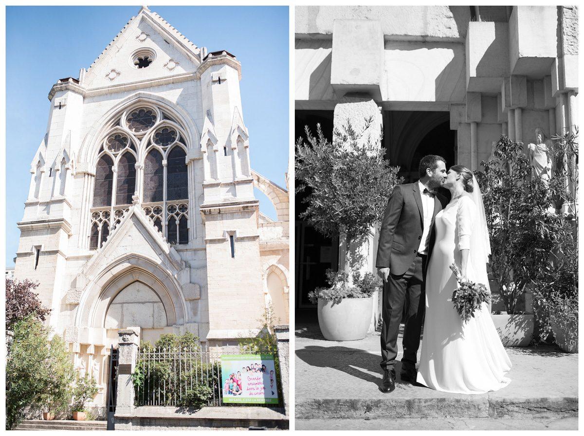 mariage église Lyon