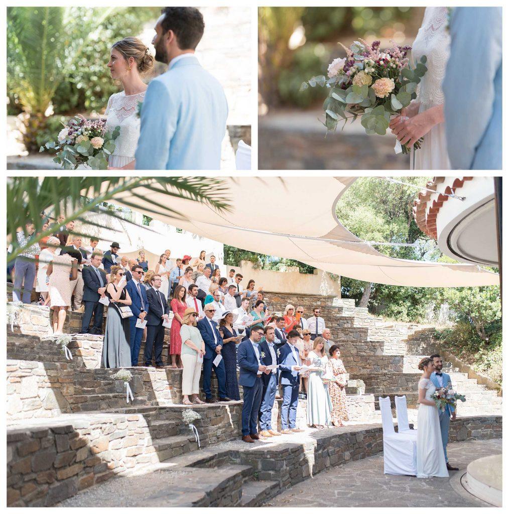 mariage église rayon canadel