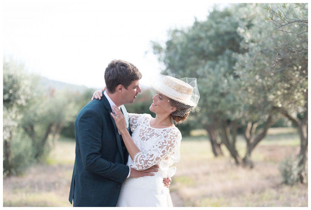 mariage provençal