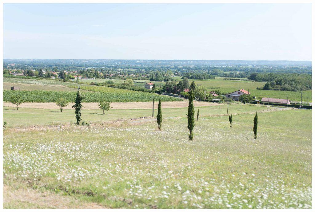 Morancé dans le Beaujolais