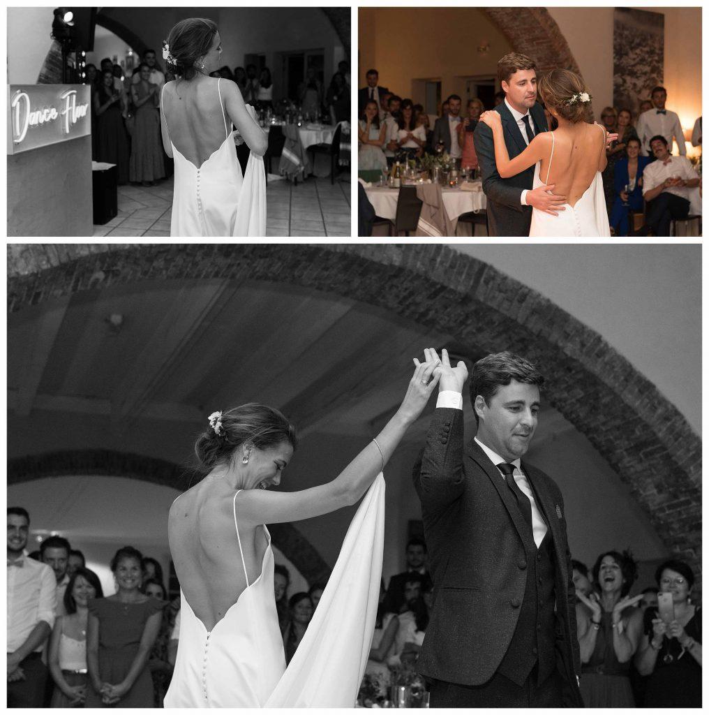 ouverture du bal mariage Lyon