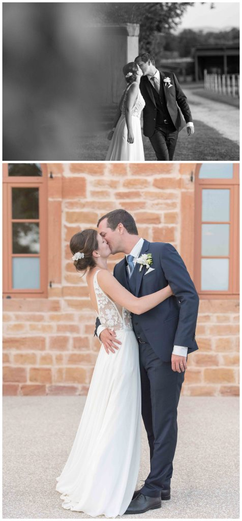 photo mariage clos des liesses