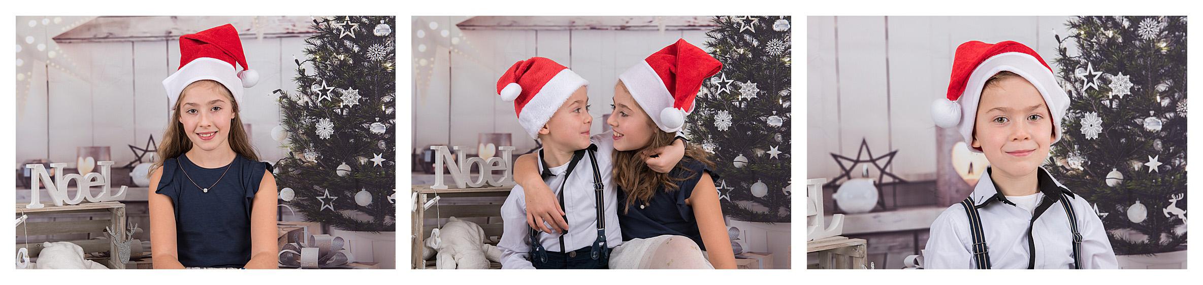 photo Noël enfant lyon