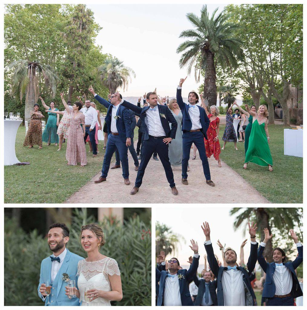 photo reporter mariage var