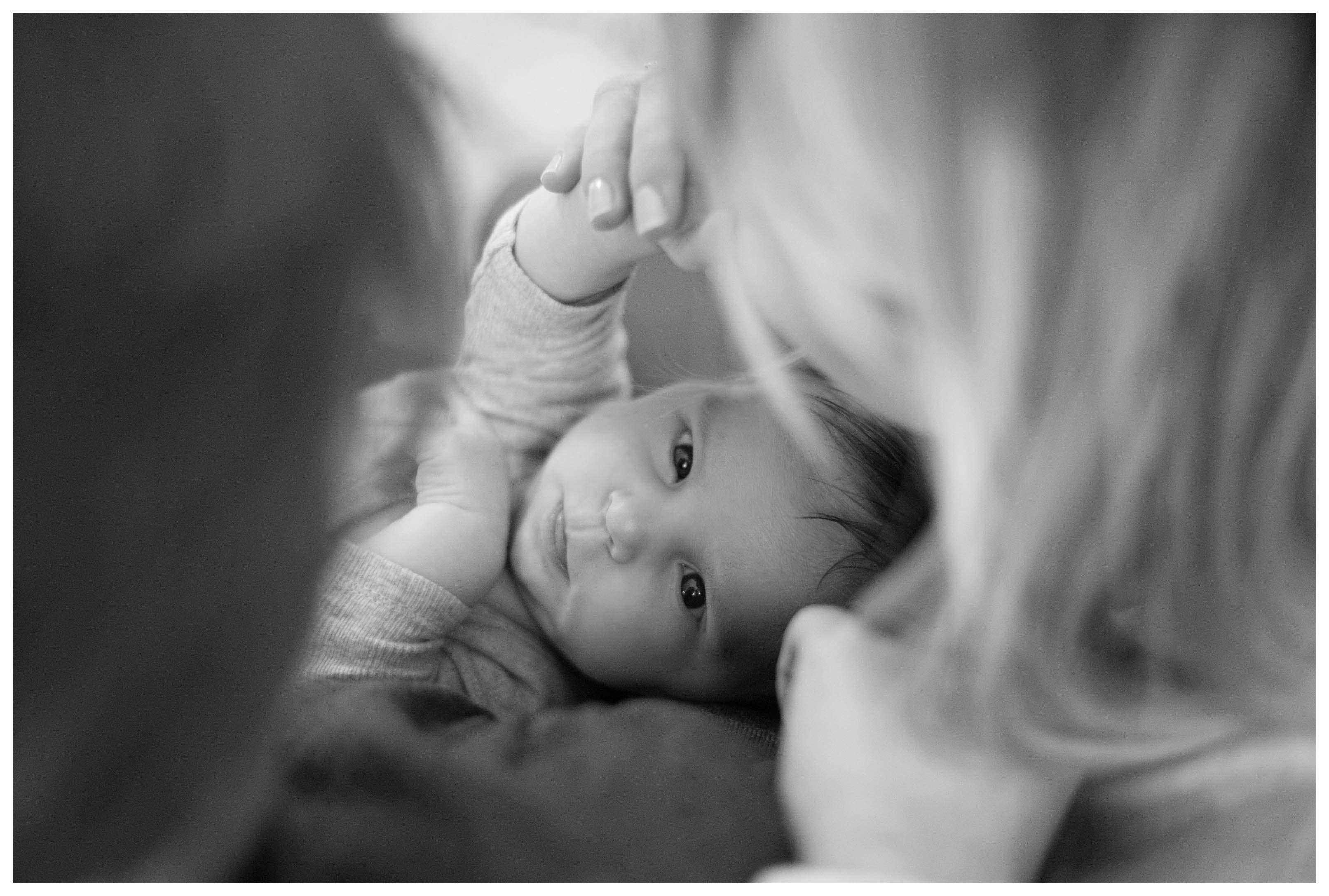 photographe à domicile bébé lyon
