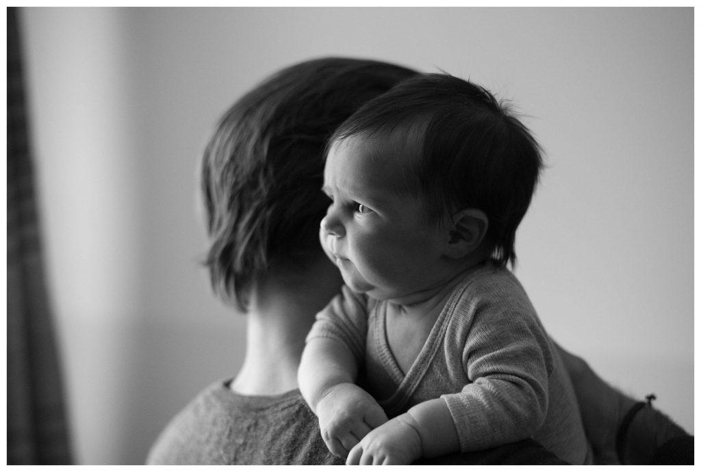 photographe à domicile naissance bébé lyon