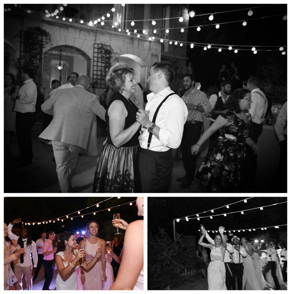 photographe de mariage lyon soirée