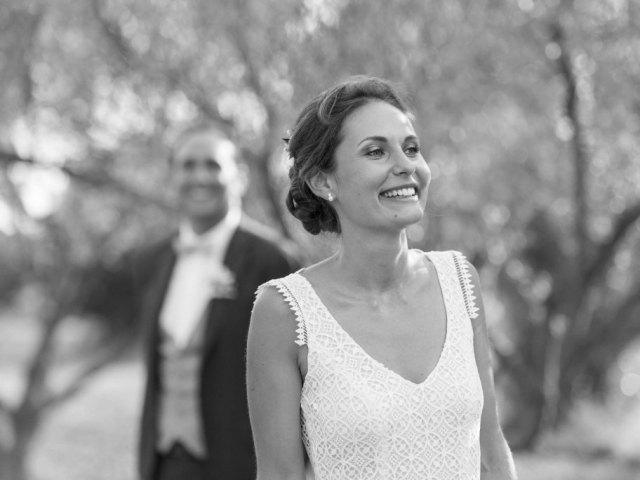 photographe mariage beaujolais sortie cérémonie