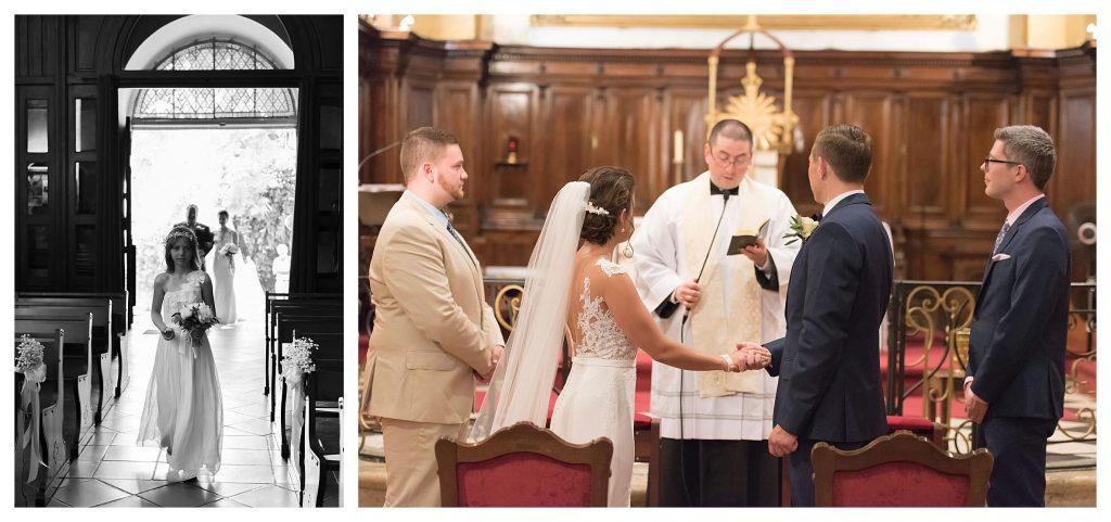 photographe mariage bormes les mimosas cérémonie