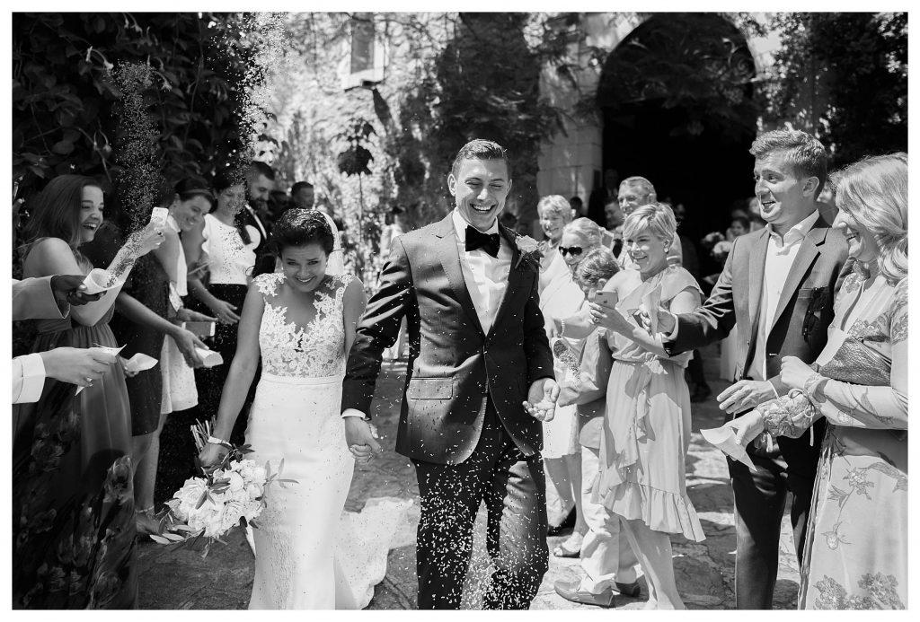 photographe mariage bormes les mimosas église