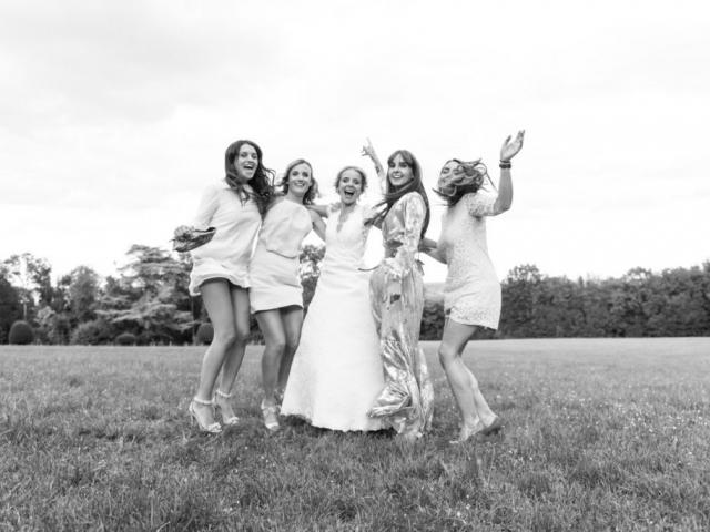 photographe mariage château st trys