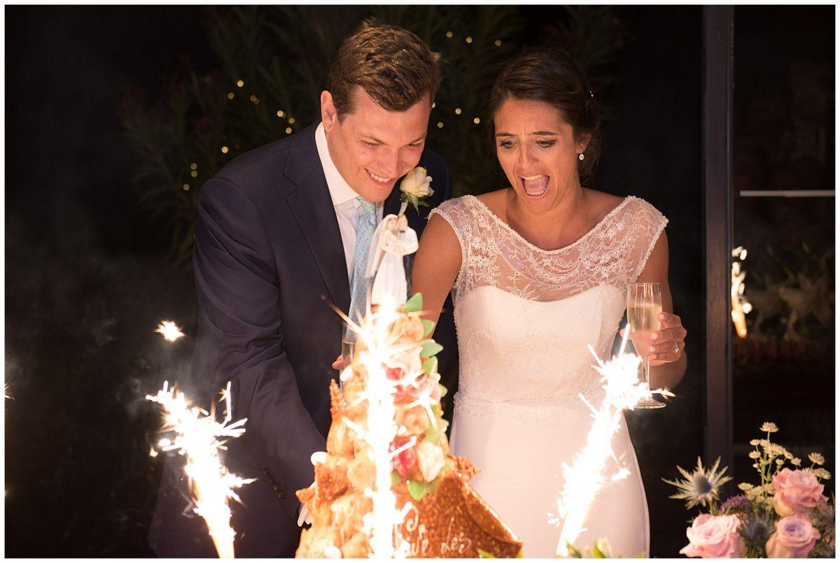 photographe mariage clos des liesses