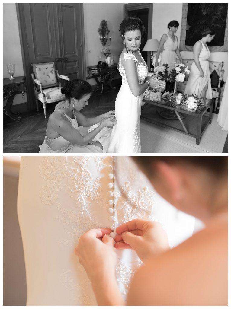 photographe mariage hyères les palmiers préparatifs