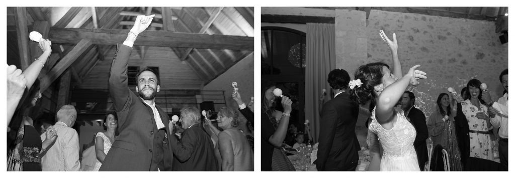 photographe mariage lyon entrée mariés