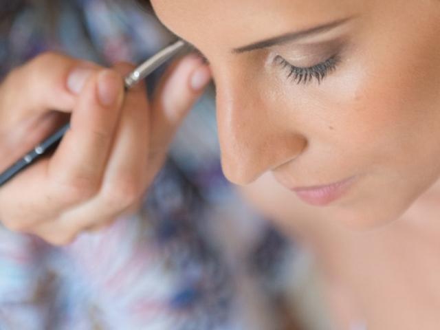 photographe mariage magnanerie saint isidore maquillage
