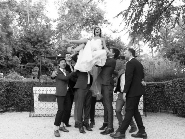 photographe mariage magnanerie st isidore