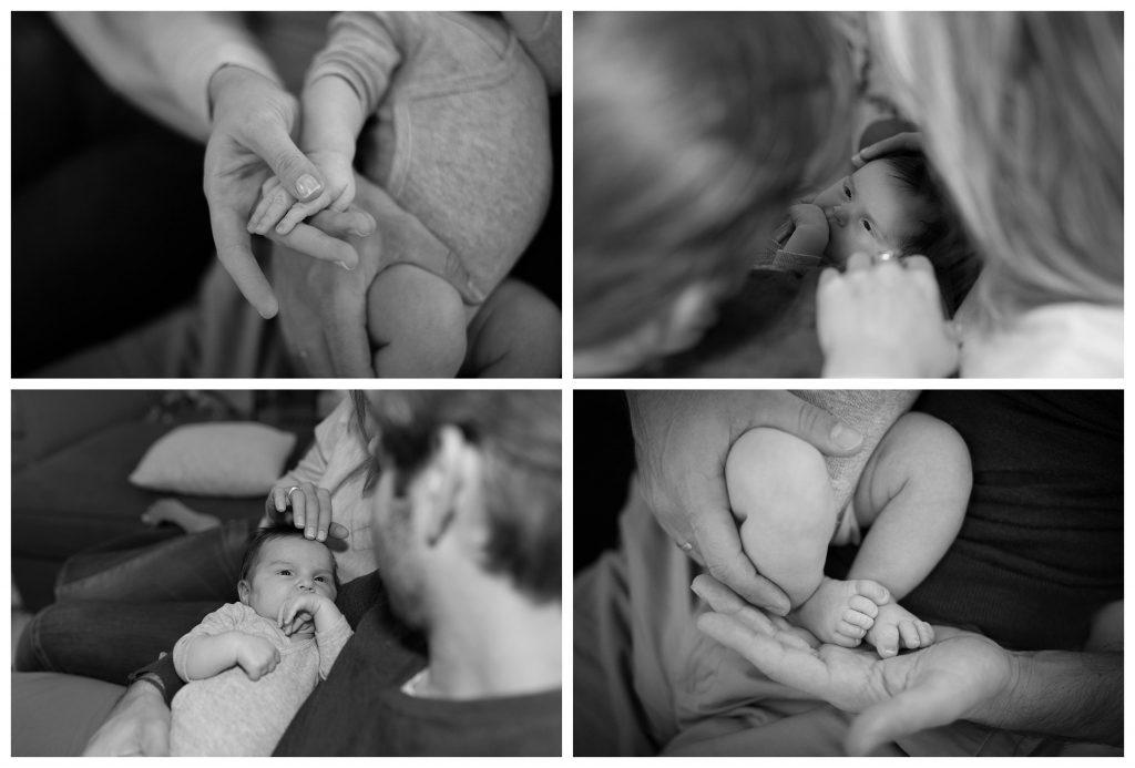 photographe naissance bébé Limonest