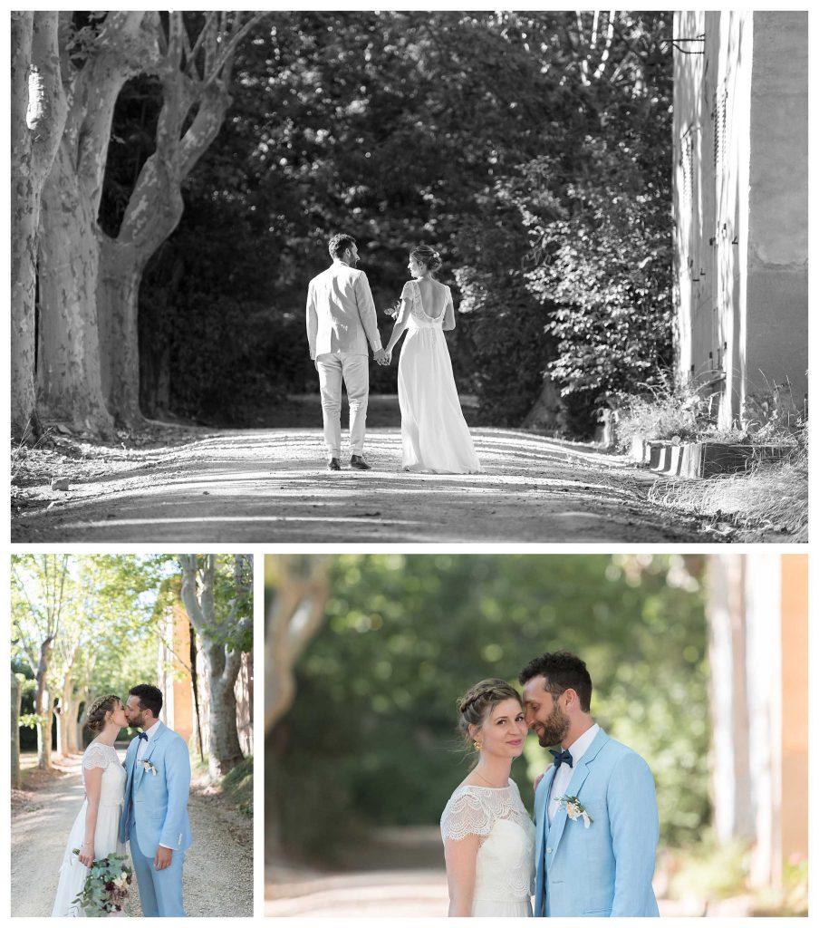 photographe professionnel mariage var