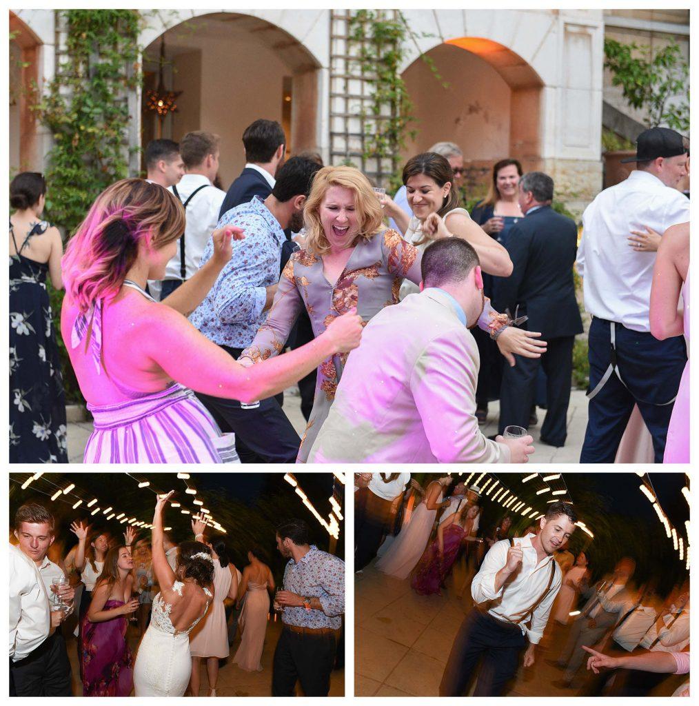 photographe soirée de mariage lyon