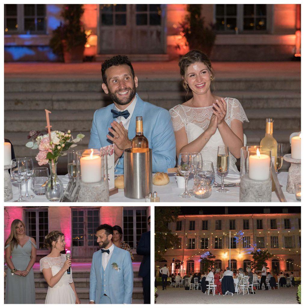 photographe soirée mariage beaujolais