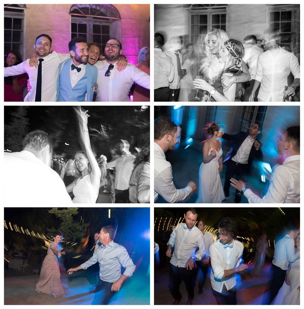 photographe soirée mariage lyon