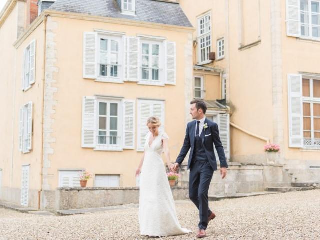 photographie mariage château saint trys