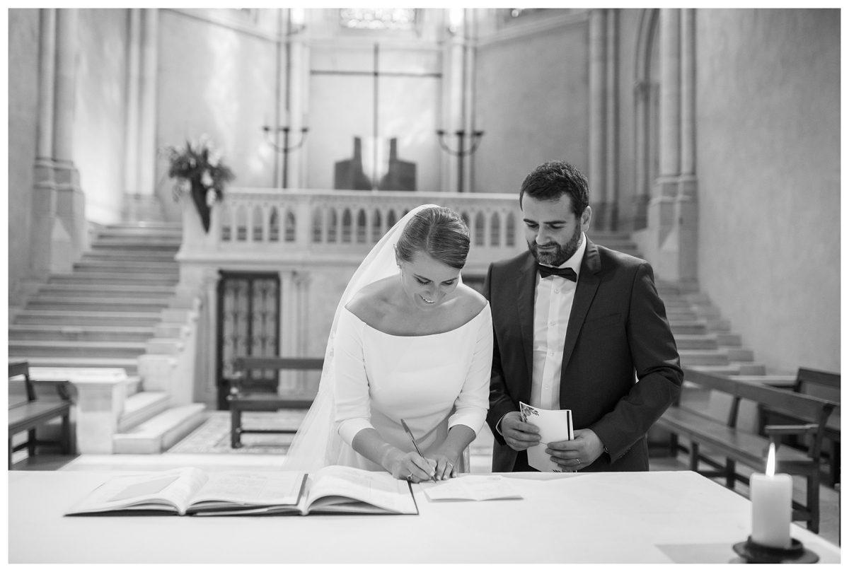 photos de mariage église Lyon