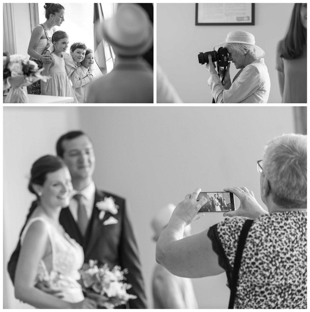 photos de mariage insolite