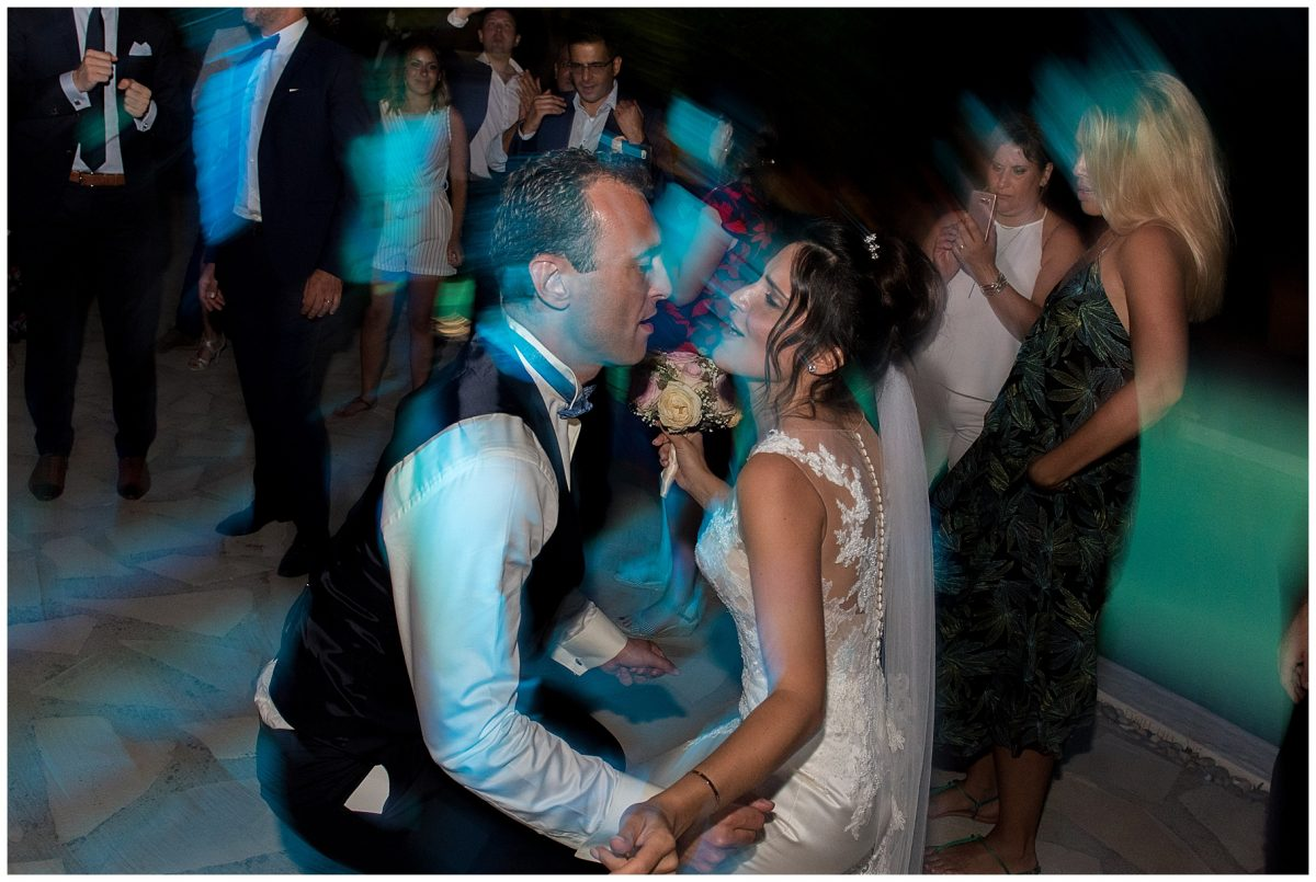 première danse des mariés