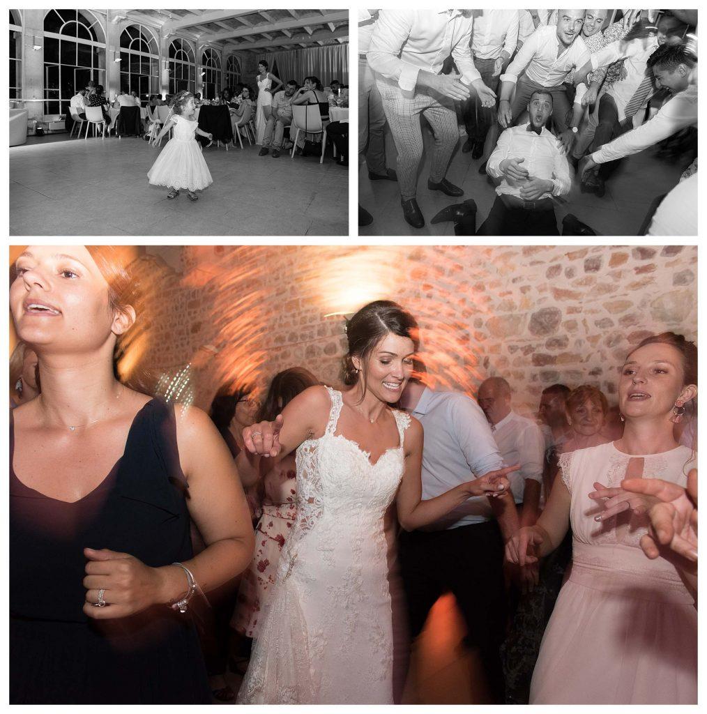 soirée mariage château des ravatys