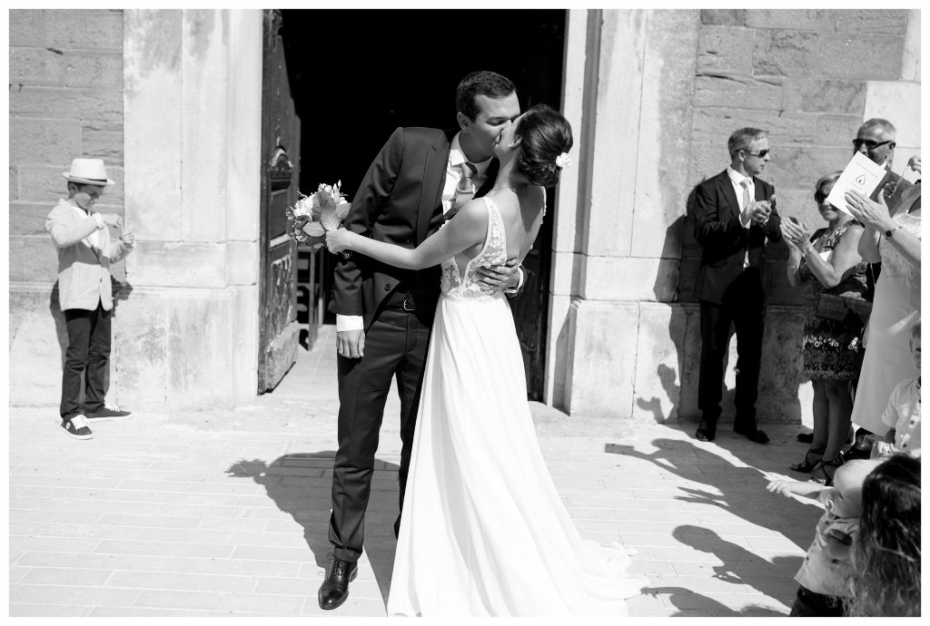 un mariage à Morancé Beaujolais
