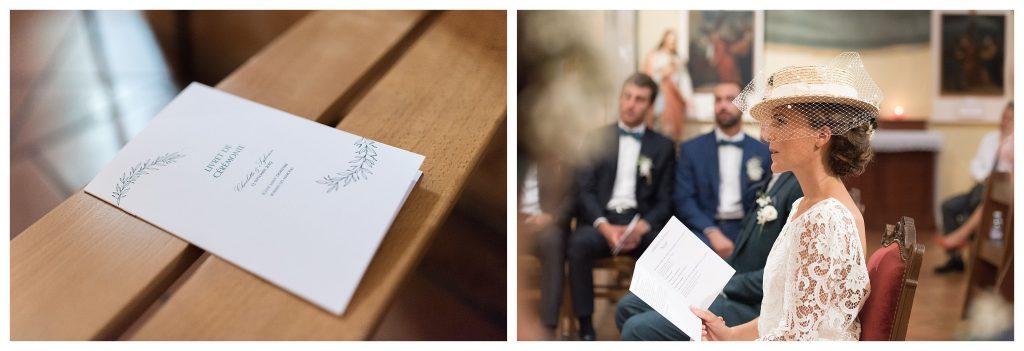 un mariage au coeur du beaujolais