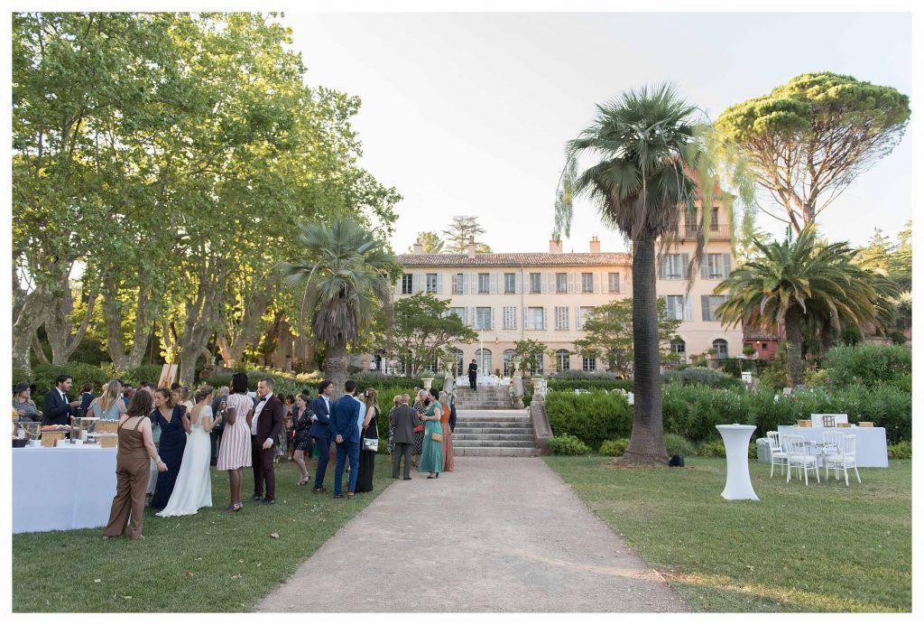 un mariage château colbert cannet